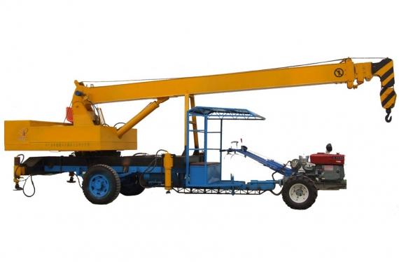 2.5吨汽车吊
